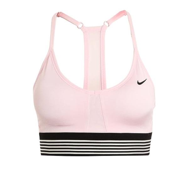 19a6a717fce73 Nike Indy Mesh-Trimmed Dri-Fit sports bra
